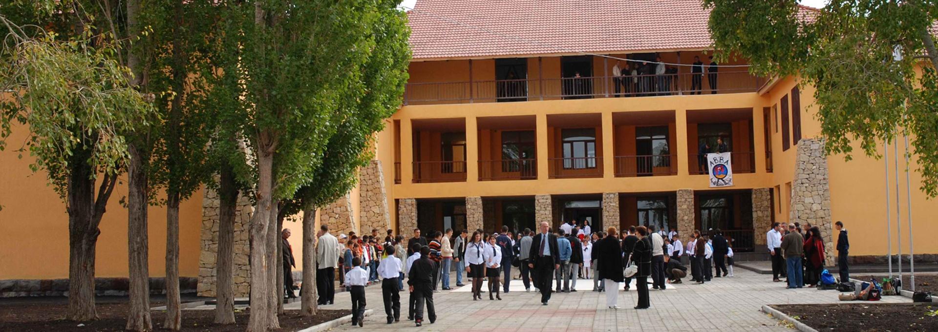 Tsaghkunk Open School