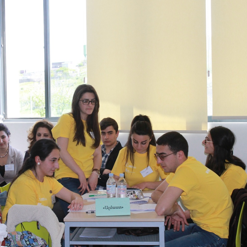 All-Armenian Tournament of Young Chemists