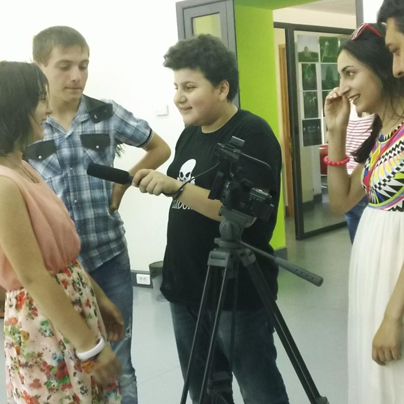 Летняя медиашкола